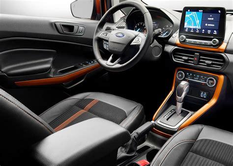 interior   ford ecosport diesel automatic