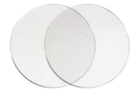 glass table top plastic spacers clear plastic desk buttons