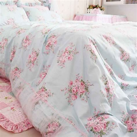 shabby chic union bedding rose bedding