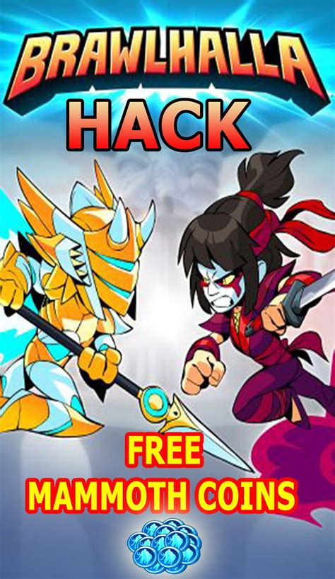 Mammoth coins can be used to unlock legends, skins, sidekicks, taunts, and more. Brawlhalla hack free mammoth coins in 2020 | Mammoth, Comic book cover, Coins