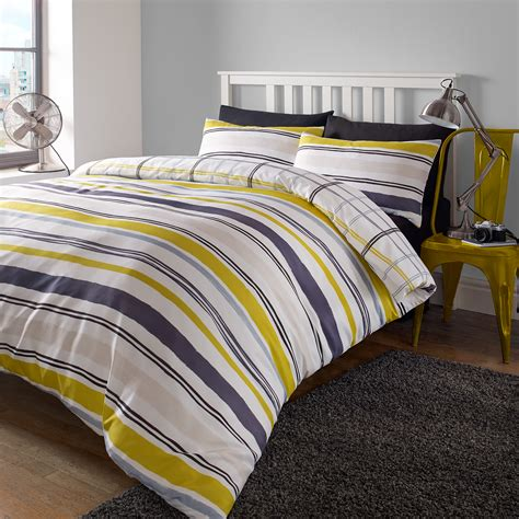 Check Duvet Cover by Check Duvet Cover With Pillowcase Bedding Set Tartan