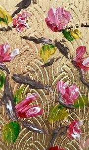 Can You Paint Acrylic Over Gold Leaf - Visual Motley