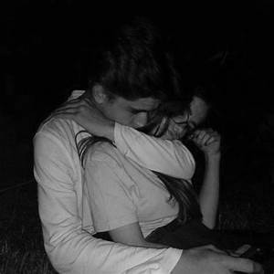 boy, boyfriend, couple, cute, dark - image #4039307 by ...
