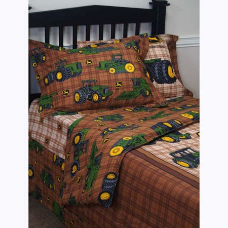 john deere traditional bed skirt lp