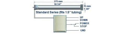 z wave blinds universal motor interface for z wave 174 systems