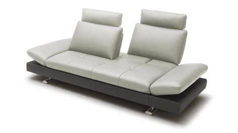 canapé d angle cuir gris anthracite canapé cuir minho 2 places mobilier moss