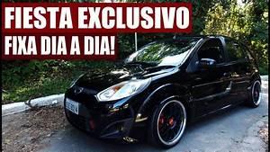 Ford Fiesta Exclusivo Fixa Dia A Dia  - Allan Festa