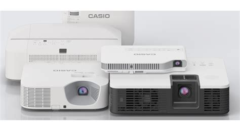casio l free projector casio will debut new l free projector line at dse
