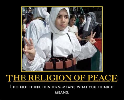 Religion Of Peace Meme - fortress australia outpost may 2011