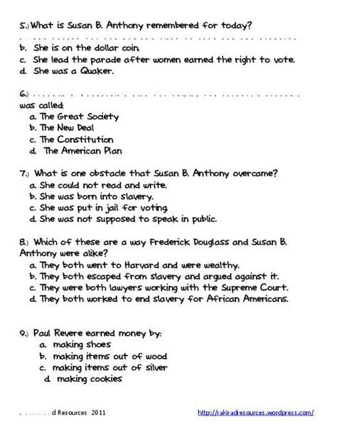 7th grade social studies worksheets worksheets for