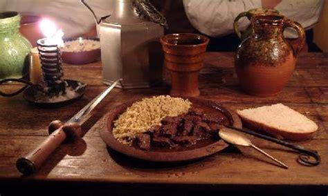 recette cuisine russe exemple type de menu repas médiéval avec recettes et