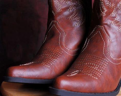 boots riding horseback western