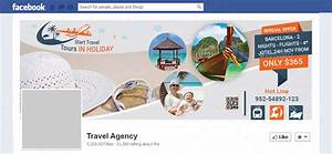 Travel Agency Facebook Cover by GraphicShaper   GraphicRiver