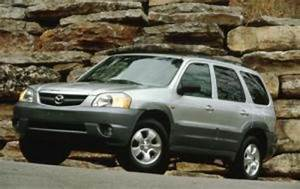2002 Mazda Tribute Owners Manual Download