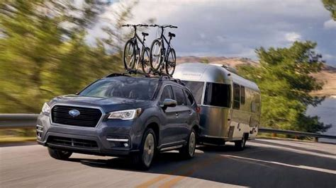 2019 subaru ascent towing capacity how new 2020 subaru ascent will work towing your