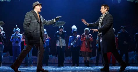It's groundhog day company tomorrow spring will come, and then there will be blue skies my … Broadway's Groundhog Day Will Close September 17