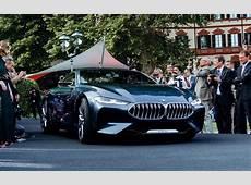 BMW 8er Concept DesignerInterview mit Marc Girard