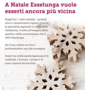 Esselunga Consegna A Casa by Esselunga Consegna A Domicilio I Cesti Natalizi