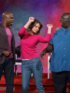 """""""Whose Line is it Anyway?"""" Returns (US)"""
