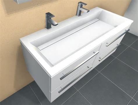 Waschtisch 160 Cm by Puris Line Waschtisch Serie A Breite 160 Cm