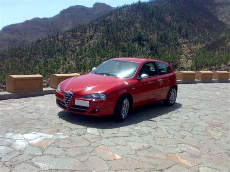 Alfa Romeo 147 History Of Model Photo Gallery And List