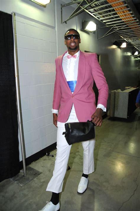 DeAndre Jordan bow tie purple blazer shades LA Clippers | NBA Style | Pinterest | Capri ...