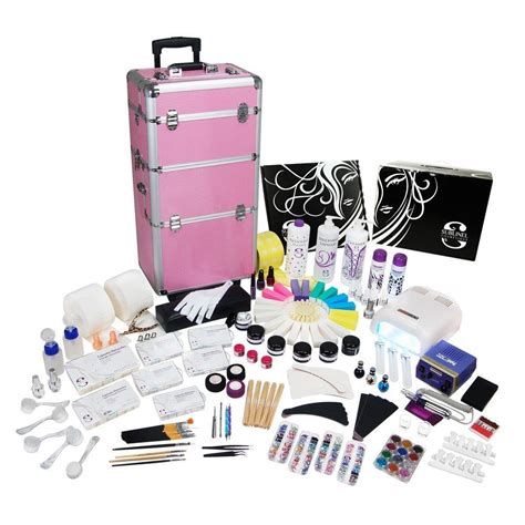le uv pour ongle professionnel kit ongles discount