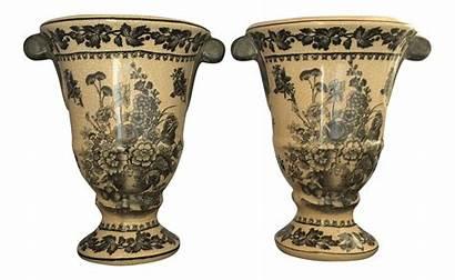 Urns Chairish Country Cream Ceramics 1950s Urn