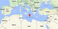 The Countries bordering the Mediterranean sea ~ Udan
