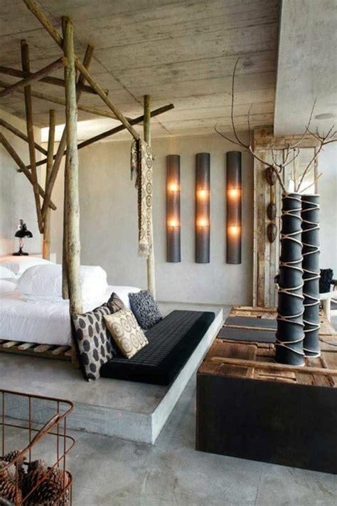 style chambre adulte aménager sa chambre avec du style chambre lit