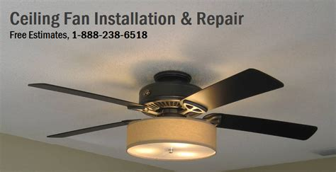 ceiling fan install ceiling fan installation athens wi electrician