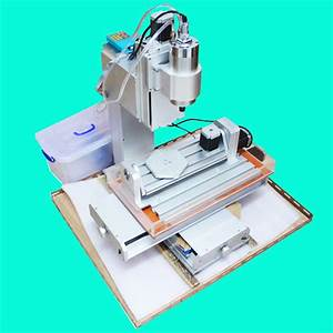 China Mini Hy-3040 Small Desktop 5 Axis Cnc Router Milling