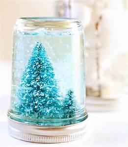 Boule De Neige Noel : cadeau de no l faire soi m me une s lection des ~ Zukunftsfamilie.com Idées de Décoration