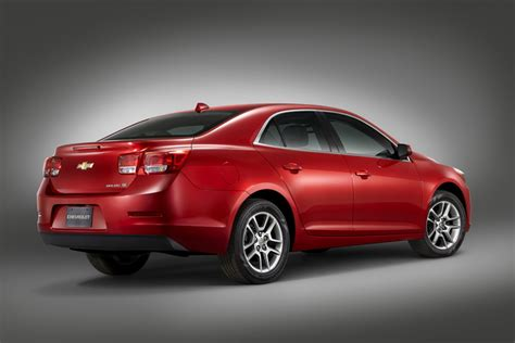 2013 Chevrolet Malibu Turbo Review