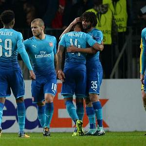 Europa League 2017: Tables, Top Scorers After Arsenal Win ...