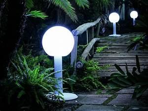 Lampadaire Exterieur Terrasse : luminaire exterieur design lampes jardin accueil design et mobilier ~ Teatrodelosmanantiales.com Idées de Décoration