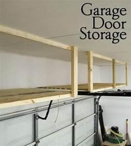 Rangement Plafond Garage : 20 brillantes astuces de rangement pour un garage parfaitement rang astuce de rangement ~ Melissatoandfro.com Idées de Décoration