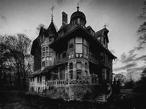 creepy old victorian houses