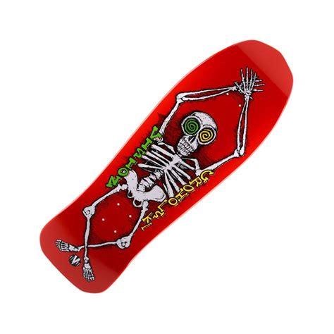 Vision Skateboards Groholski Skeleton Modern Concave