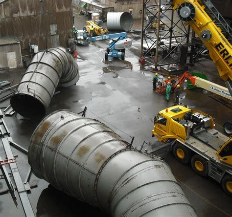 #7 Furnace & Ductwork Upgrade, Alton Steel