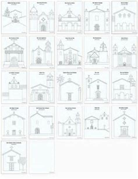 4th grade mission project template california missions project on california missions california history and projects