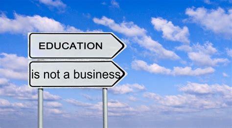 education    business education news