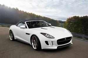 Jaguar F Type Cabriolet : updated jaguar f type convertible rendered car and driver blog ~ Medecine-chirurgie-esthetiques.com Avis de Voitures