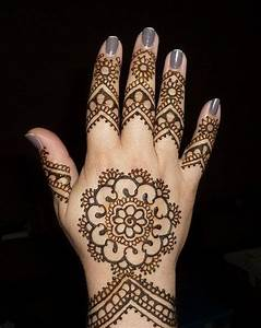 30 Simple Arabic Mehndi Designs For Hands 2016 Guide ...