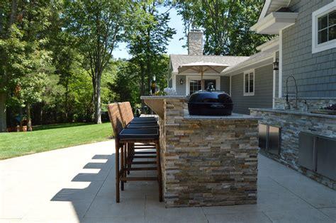 outdoor kitchens built  bbqs  plainview ny long