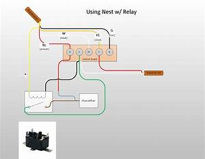 Nest Thermostat Wiring Diagram For Hot Air Heat
