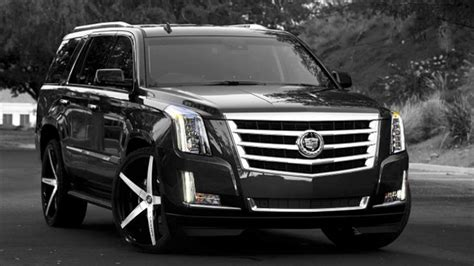 2018 Cadillac Escalade Review, Redesign, Engine, Release