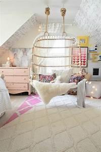 Commode Chambre Fille : 1001 id es pour une chambre d 39 ado cr ative et fonctionnelle d co ~ Teatrodelosmanantiales.com Idées de Décoration