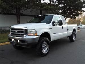 2002 Ford F  4x4    7 3l Diesel    92k