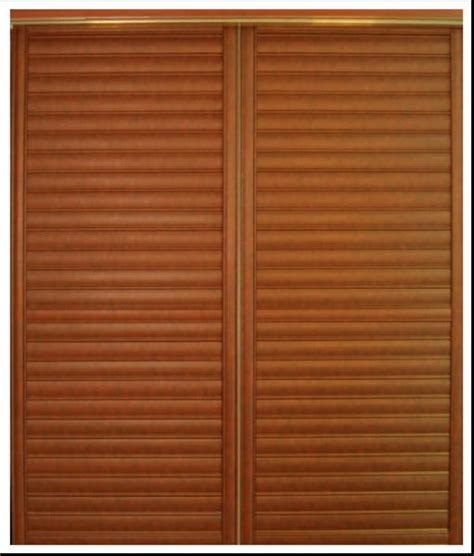images of wooden sliding louvered closet doors bedroom